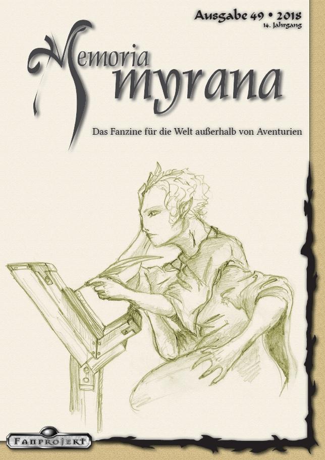 Cover Memoria Myrana 49