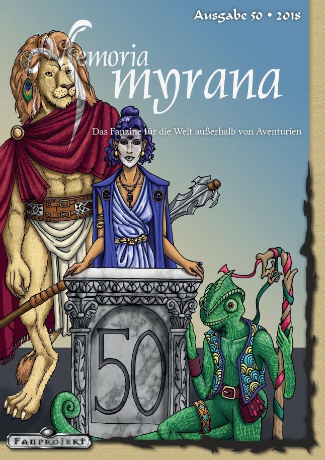 Cover Memoria Myrana 50